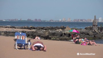 Dangerous heat is affecting residents in the Northeast