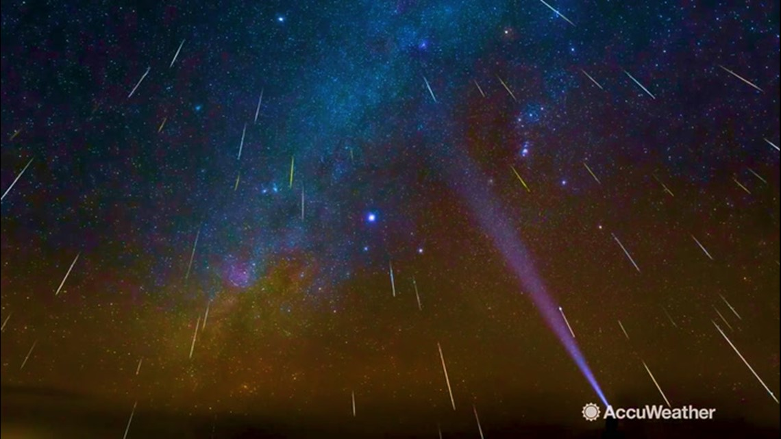 meteor shower 2019 - photo #49