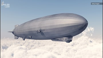 Scientists Want to Bring Zeppelins Back to Replace Cargo Ships