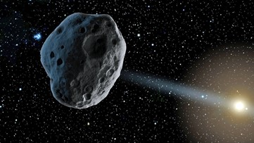 Massive AsteroidWill Look Like a Slow-Moving Star During Earth Flyby
