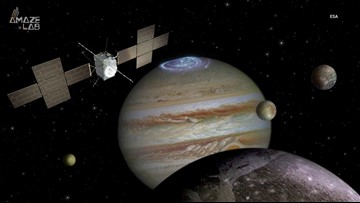 ESA Announces They're Going to Jupiter's Icy Moons