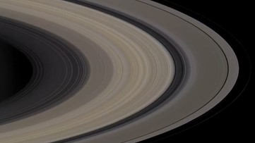 There's a Mysterious Object in Saturn's Rings Named 'Peggy'