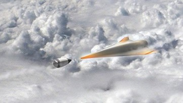 DARPA's 'Glide Breaker' Could Intercept High-Speed Missile Threats