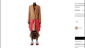 Burberry Releases 'Reversible' Jacket to the Mockery of Social Media