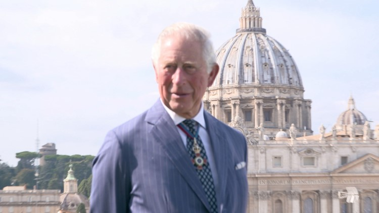 Prince Charles is Now 'King in Training'