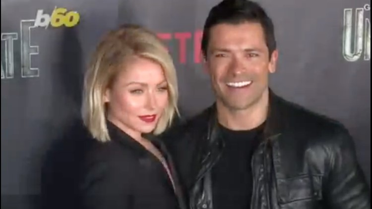 Kelly Ripa Has a Plan for Her Empty-Nest