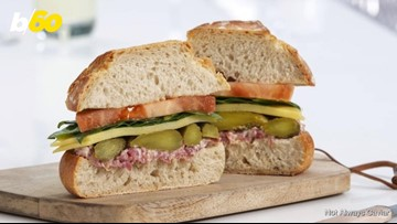 Why This 'Airplane Sandwich' Might Taste Better on Flights