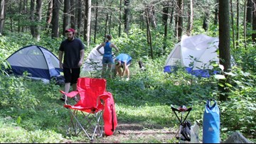Here's How Camping Can Benefit Your Health This Fall Season
