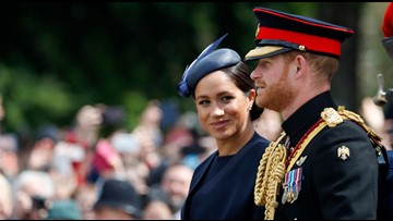 Duke and Duchess of Sussex to begin new life on March 31