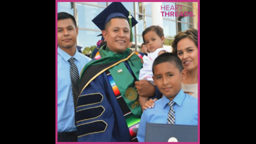 HeartThreads: Former gang member becomes surgeon