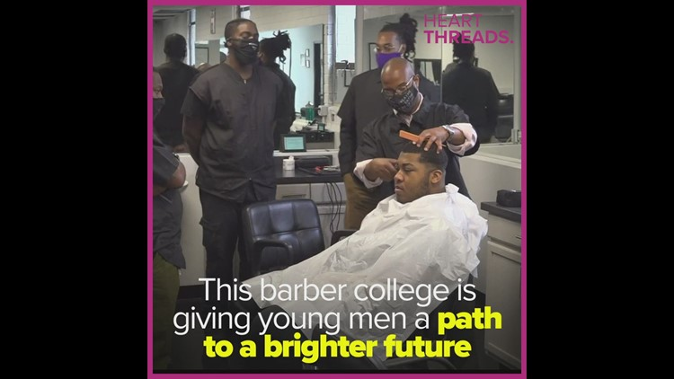 Barber school sets students up for success