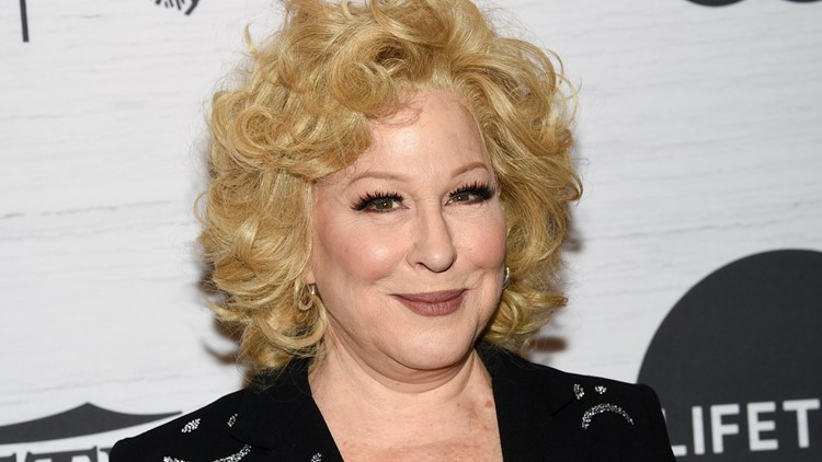 Bette Midler, Berry Gordy among new Kennedy Center honorees