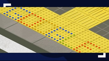 Google Doodle honors tactile blocks inventor