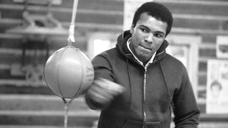 Muhammad Ali Training Camp file photo