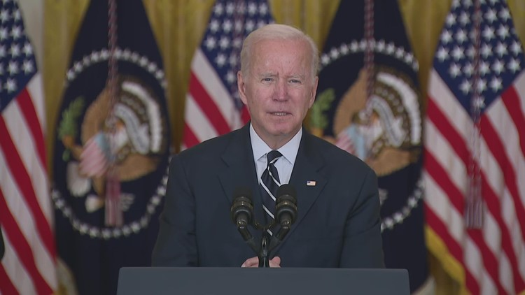 Biden, pitching infrastructure bill: US 'at risk of losing edge' as a nation
