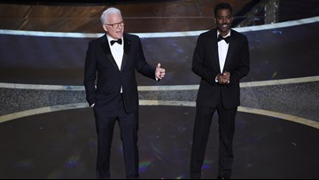 Steve Martin threw some Iowa caucuses shade at the Oscars