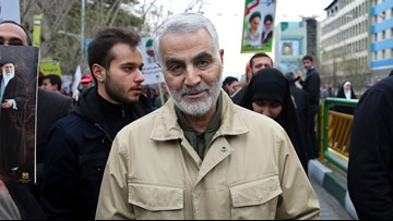 White House memo justifying killing of Iran general doesn't cite 'imminent' threat posed