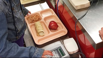 Trump administration proposes rollback of Michelle Obama school lunch guidelines