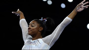 Simone Biles keeps teasing a move no female gymnast has ever done in competition