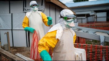 Ebola outbreak in Congo declared a global health emergency