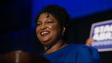 Georgia governor election: Democrat Stacey Abrams acknowledges defeat