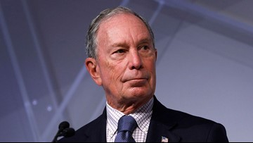 Bloomberg donates $1.8 billion to alma mater, Johns Hopkins