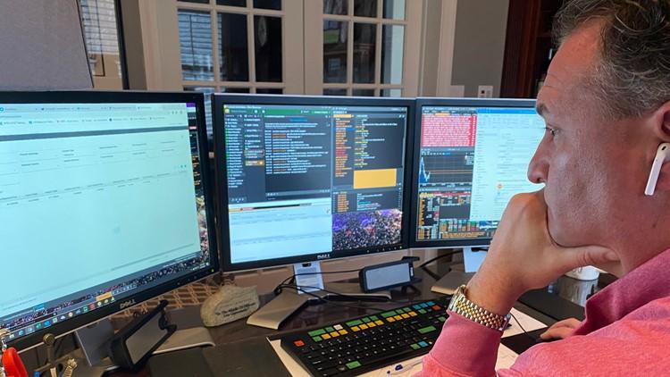 Financial Markets Wall Street