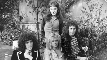 Queen's 'Bohemian Rhapsody' now the most-streamed song of the 20th century