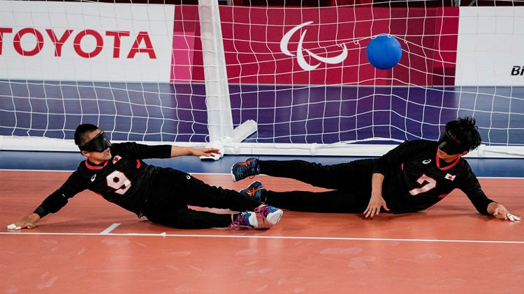 Paralympics Rules of the Game: Goalball