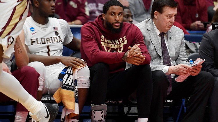 Florida State Phil Cofer AP round 1