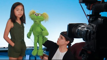 'We're not alone' - 'Sesame Street' tackles addiction crisis