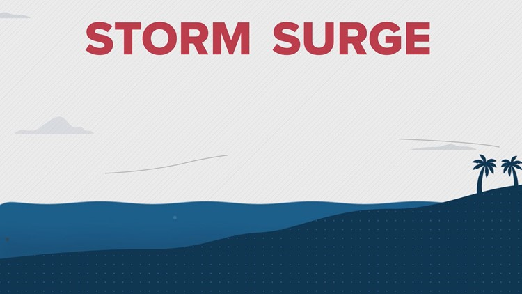 What storm surge can do