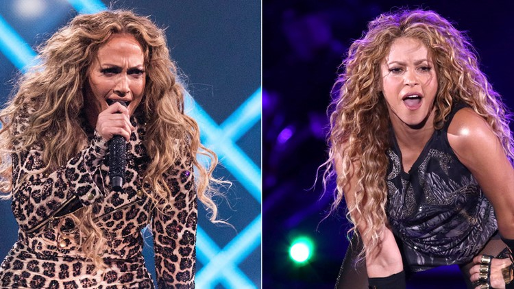 J Lo, Shakira to perform Super Bowl halftime show in 2020