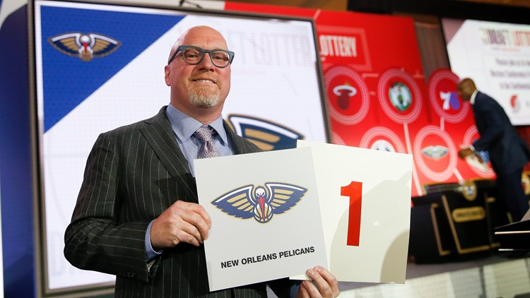 New Orleans gets number one pick at NBA Draft Lottery Basketball 2019