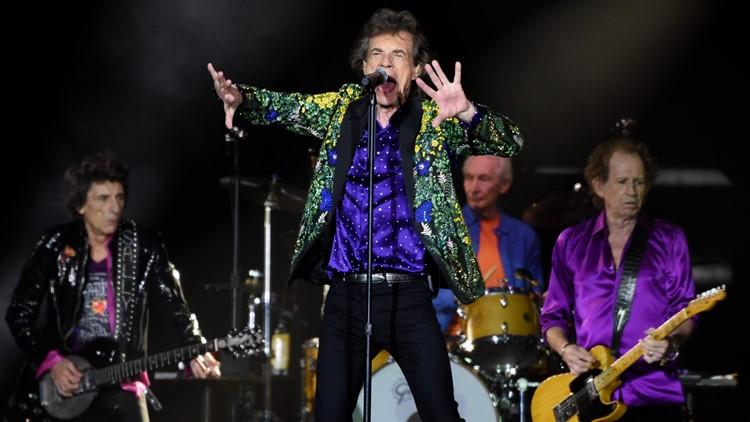 Legendary rock band Rolling Stones headed to Mercedes-Benz Stadium