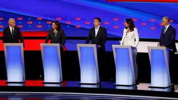 10 Democrats have now qualified for the September debate
