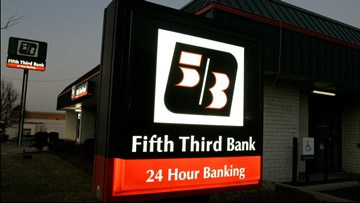Fifth Third Bank says service gradually being restored after network issue