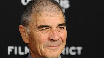 Actor Robert Forster dies at 78 on same day his new movie was released
