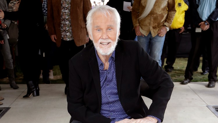 Country legend Kenny Rogers will be buried at Oakland Cemetery more than a year after his death
