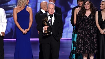 Lorne Michaels remembers Chris Farley in 'Saturday Night Live' Emmy speech