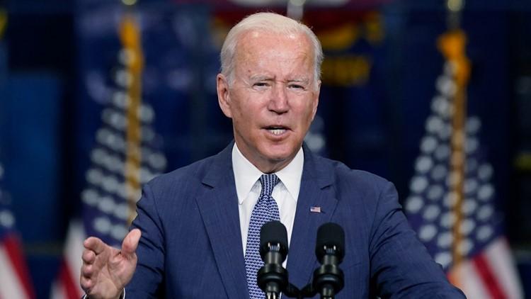 Biden bound for global summits as domestic agenda in limbo
