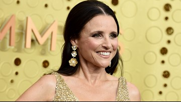 Julia Louis-Dreyfus comes short of making Emmy history