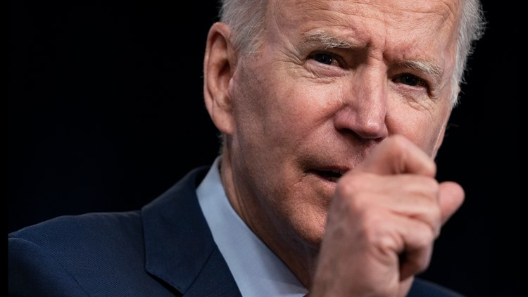 Biden to address joint session of Congress April 28