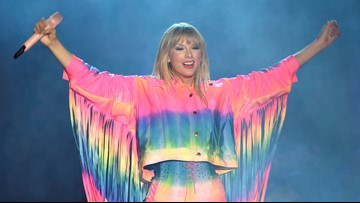 New Taylor Swift track calls out homophobia; album date released