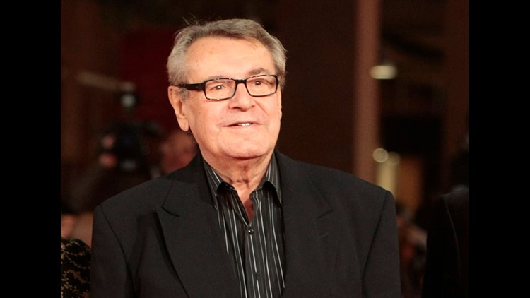 Milos Forman, 'One Flew Over the Cuckoo's Nest' director, dies at 86