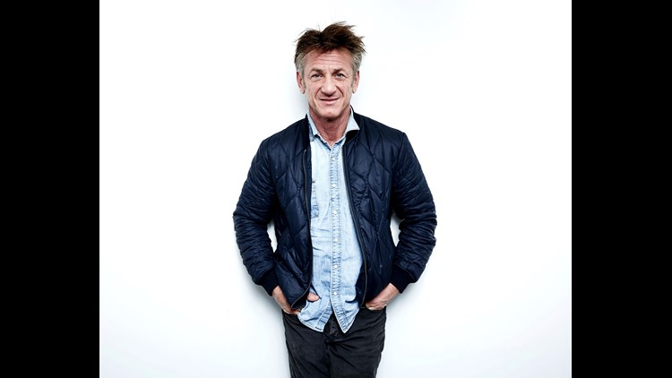 Ap People Sean Penn A File Ent Usa Ny