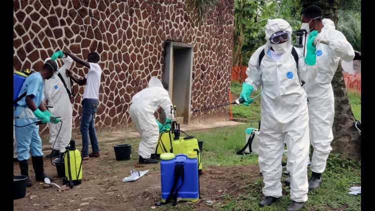 Congo confirms 4 Ebola cases week after outbreak ends