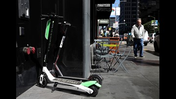 What to do about scooters? Officials work on solutions as problems go on