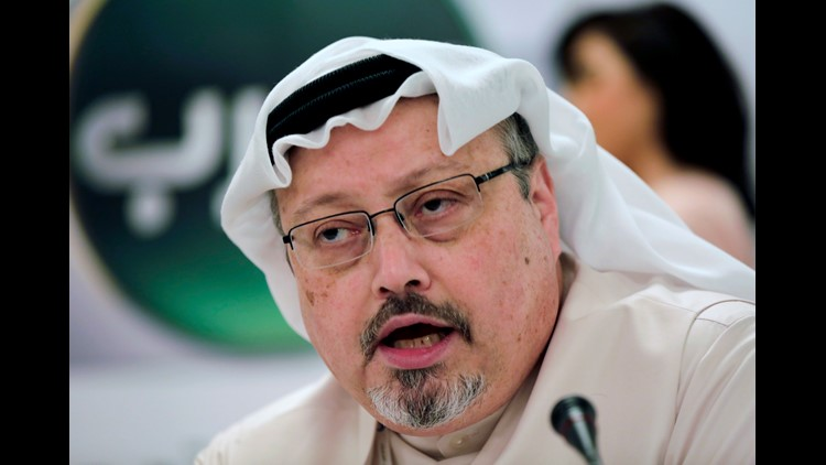 Ap Saudi Arabia Writer Killed I File Bhr