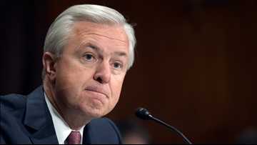 Former Wells Fargo CEO fined over $17M for sales scandal